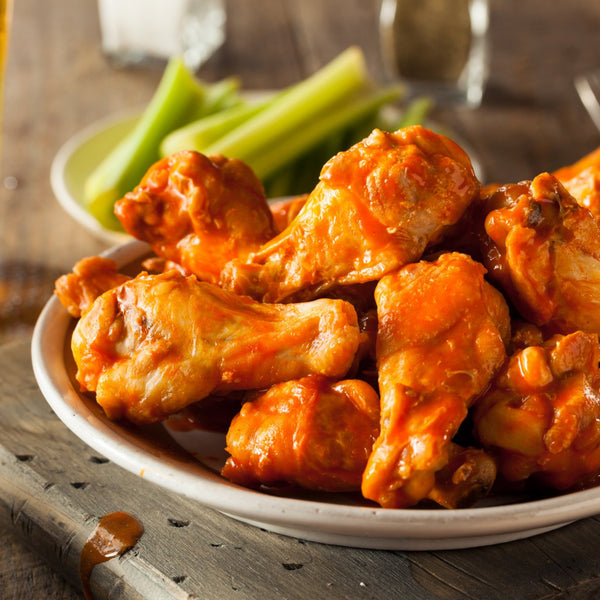 SUPERBOWL SPECIAL - Jumbo Smoked Chicken Wings (Pre-Order for Feb 6 & 7)
