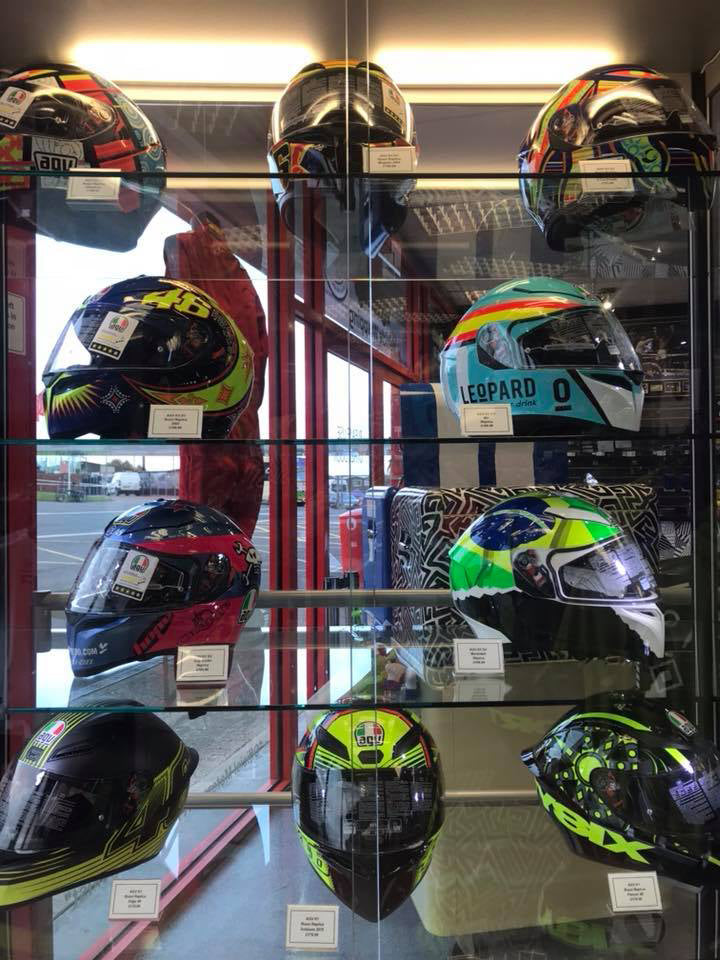 AGV Helmets in stock