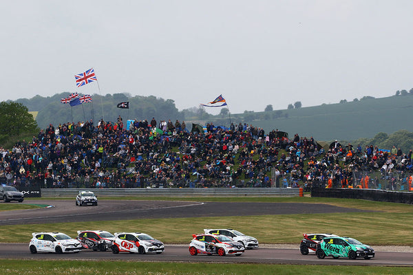 Clio Cup Rounds 5 & 6