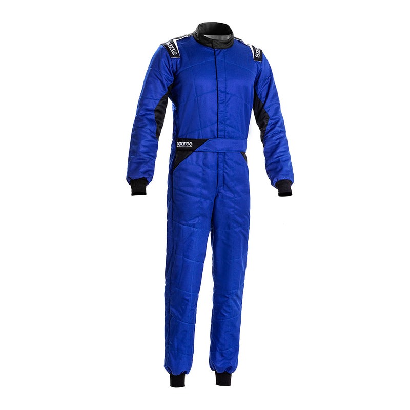Sparco Sprint Racesuit Blue Black