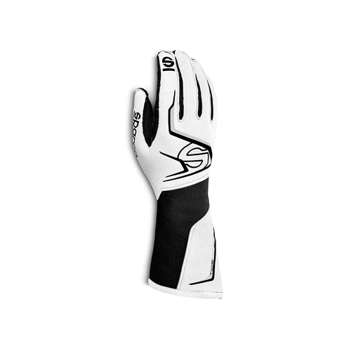 Sparco Tide Race Glove White Black