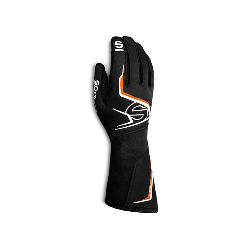 Sparco Tide Race Glove Black Orange