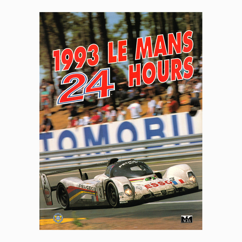 Le Mans 24 Hours 1993 Yearbook