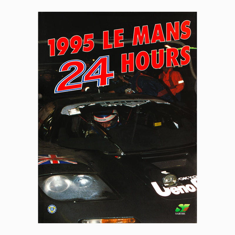 Le Mans 24 Hours 1995 Yearbook