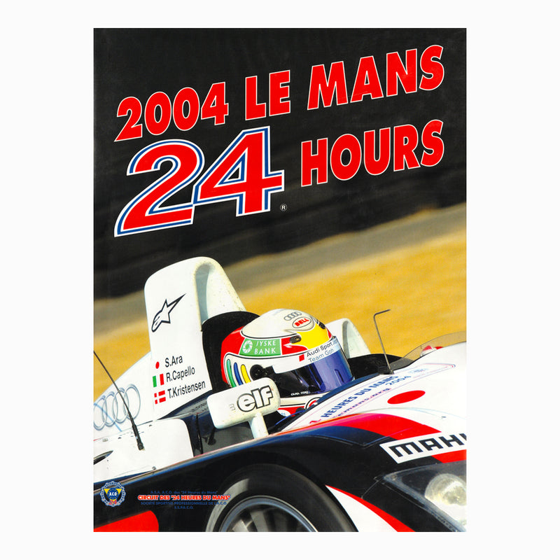 Le Mans 24 Hours 2004 Yearbook