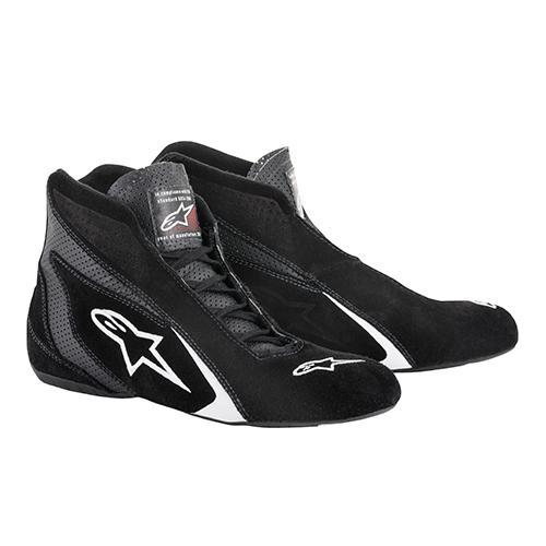 Alpinestars SP Race Shoes Black White