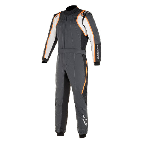 Alpinestars GP Race V2 Racesuit Anthracite White Orange