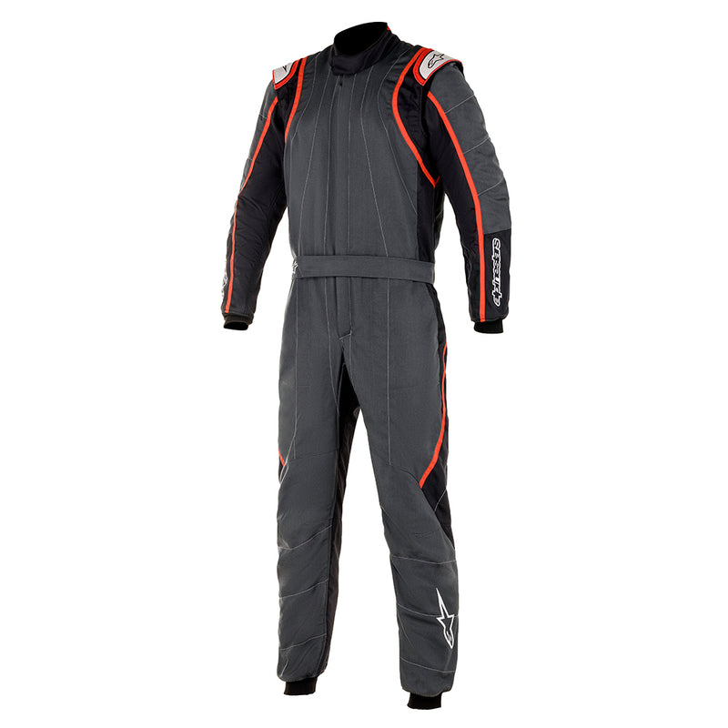 Alpinestars GP Race V2 Racesuit Anthracite Black Red
