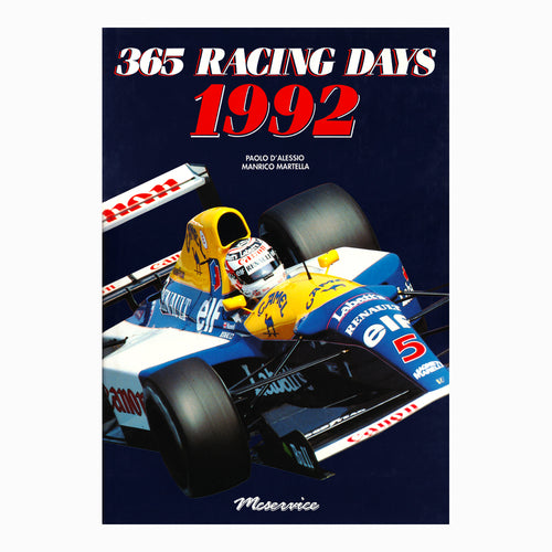 365 Racing Days Book 1992