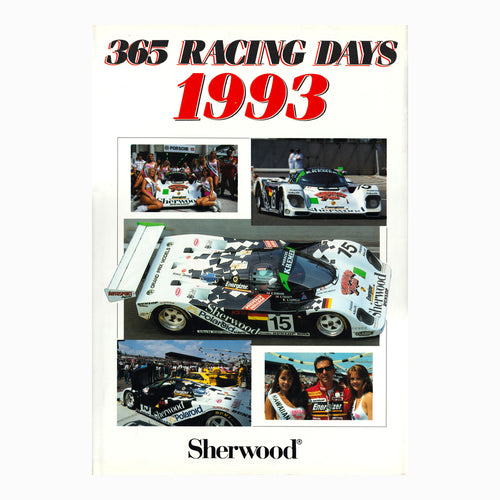 365 Racing Days Book 1993