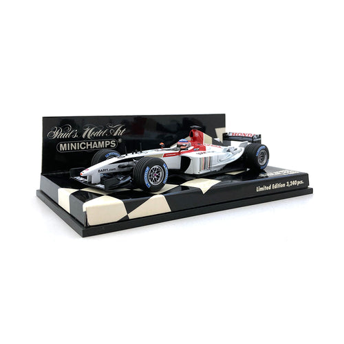 Minichamps 1/43 2004 BAR Honda Showcar Sato