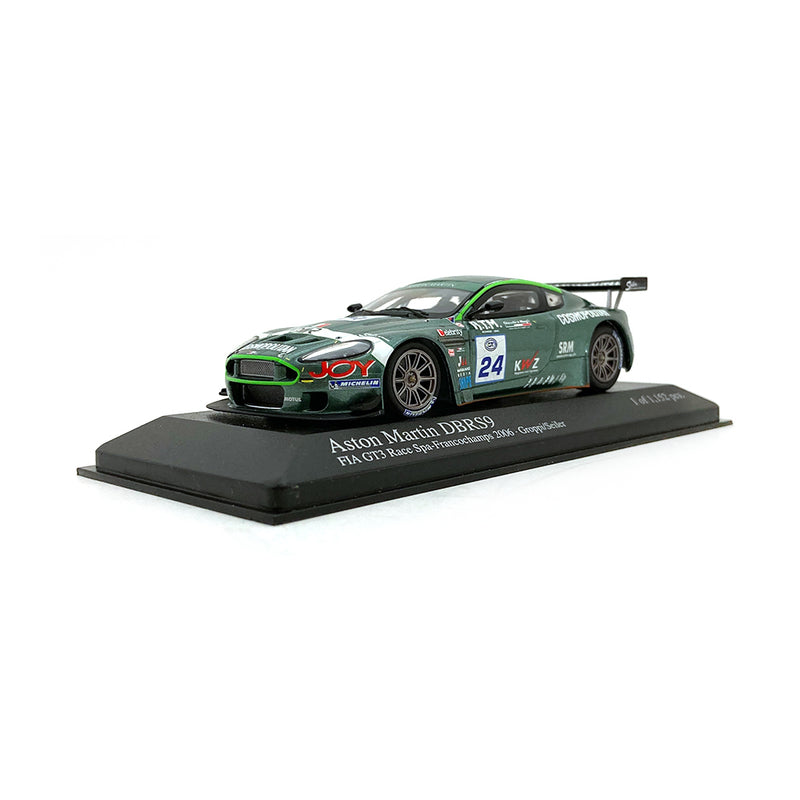 Minichamps 1/43 2006 Aston Martin DBRS9 #24 Spa 400061324