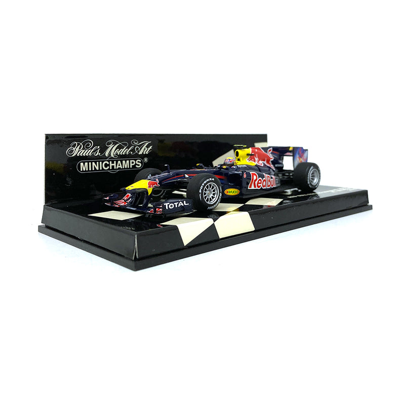 Minichamps 1/43 2010 Red Bull RB6 Webber 410100006