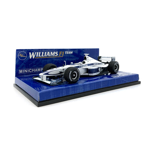 Minichamps 1/43 2000 Williams BMW FW21 Launch Car