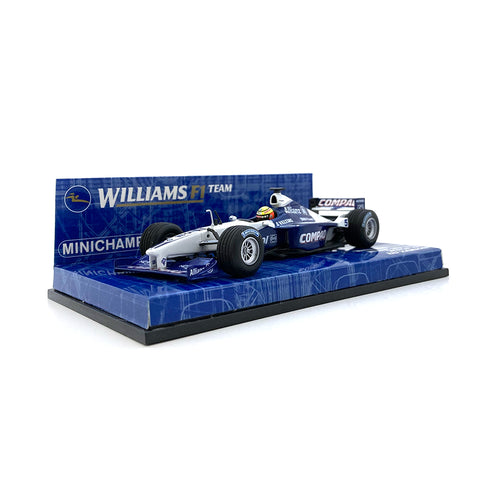 Minichamps 1/43 2001 Williams BMW Showcar Schumacher