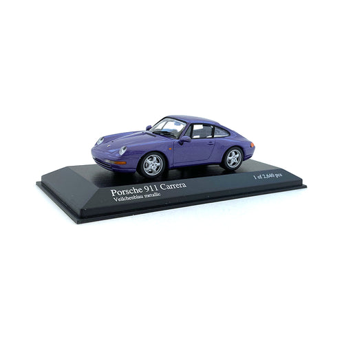 Minichamps 1/43 1993 Porsche 911 Purple