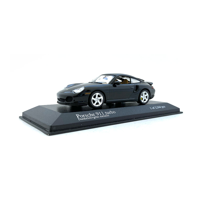 Minichamps 1/43 1999 Porsche 911 Turbo Green