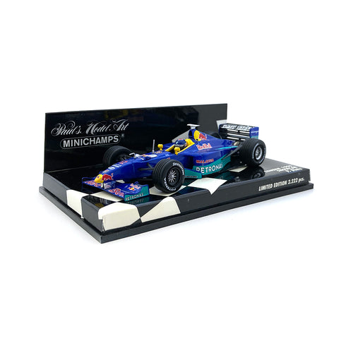 Minichamps 1/43 1999 Sauber Showcar Diniz 430990082