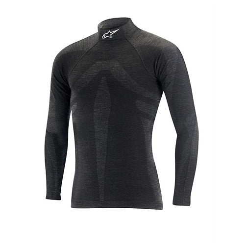 Alpinestars ZX Evo Top Black Grey