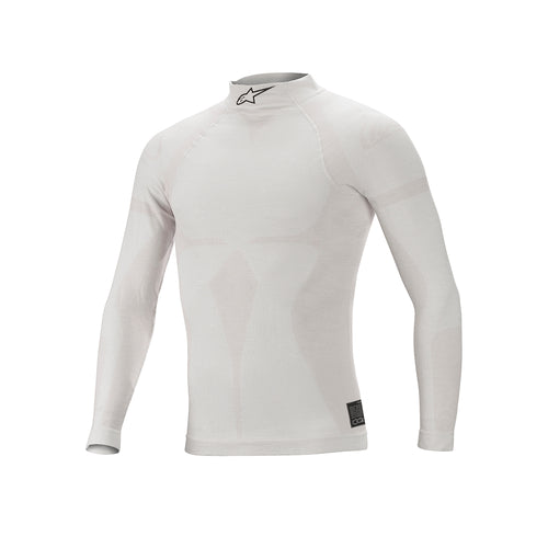 Alpinestars ZX Evo V2 Top White Grey