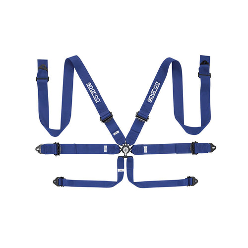 Sparco 6 Point FIA Harness