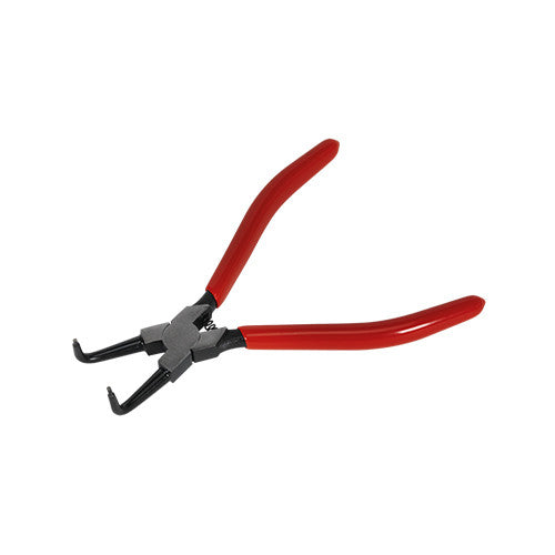 Sealey Circlip Pliers Internal Bent Nose 180mm