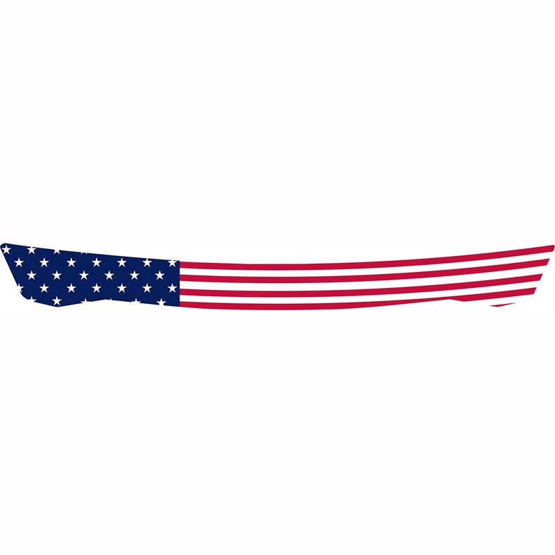 USA Visor Strip