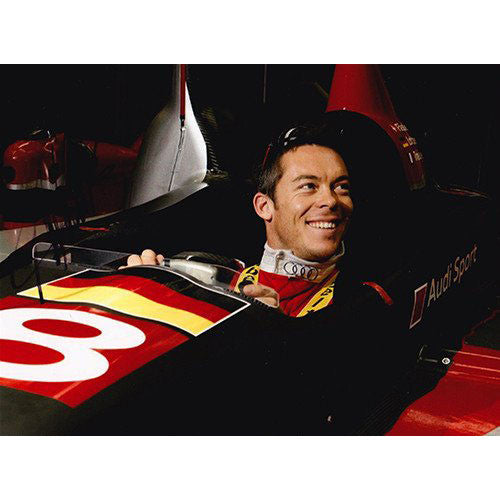 Signed Photograph - Andre Lotterer