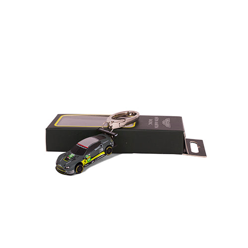 Aston Martin Racing Car Keyring