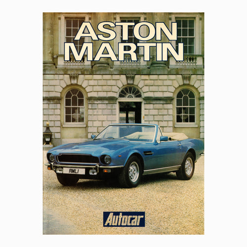 Book - Aston Martin by Peter Garnier