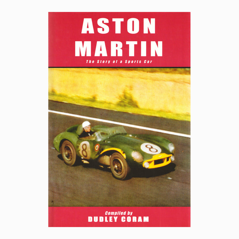 Book - Aston Martin The Story of a Sports Car