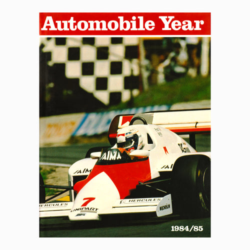 Automobile Year Book 1984 - 85