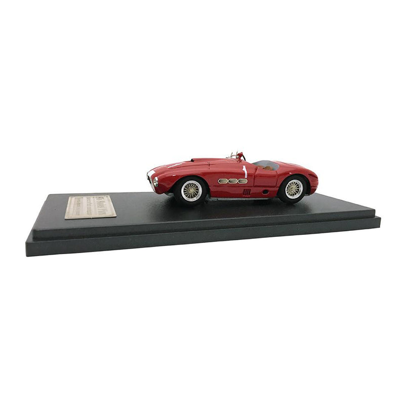 MG Model 1/43 Ferrari 166 MM Spyder #1 Red