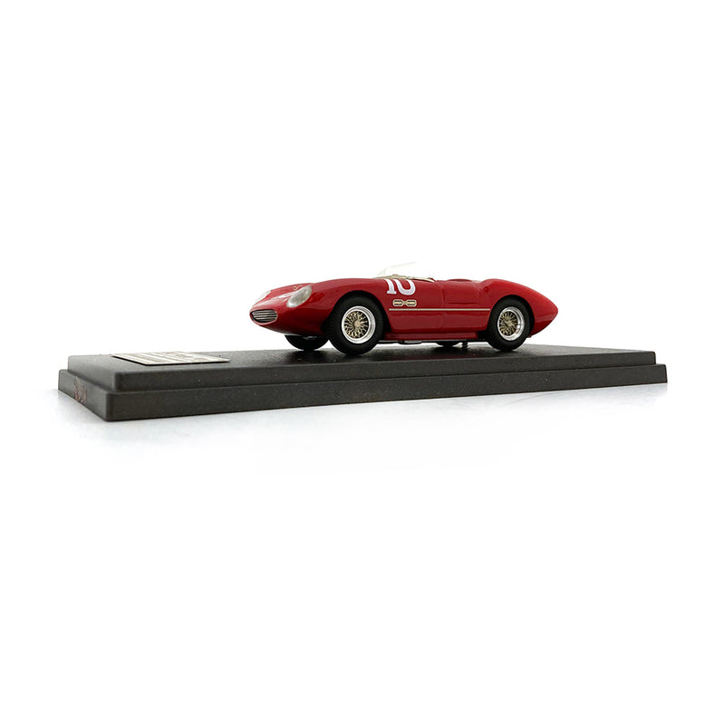 MG Model 1/43 Ferrari 166 MM Spyder #10 Red BES358