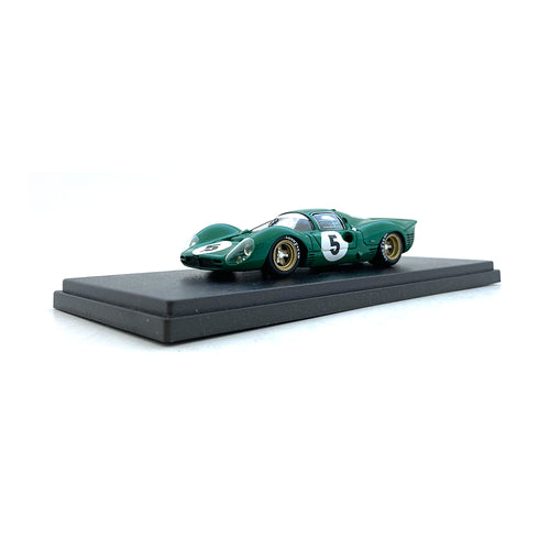 Bespoke Model 1/43 Ferrari 330 P4 #5 Green BES463