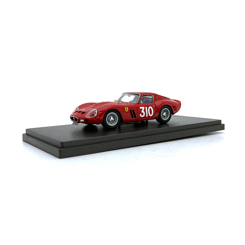 Bespoke Model 1/43 Ferrari 250 GTO #310 Red BES642