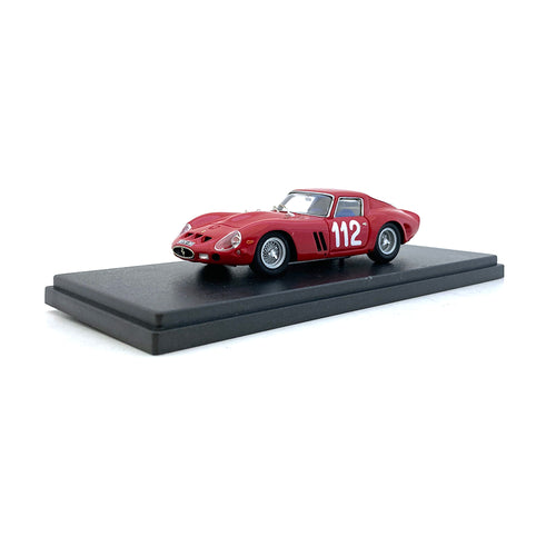 Bespoke Model 1/43 Ferrari 250 GTO #112 Red BES674