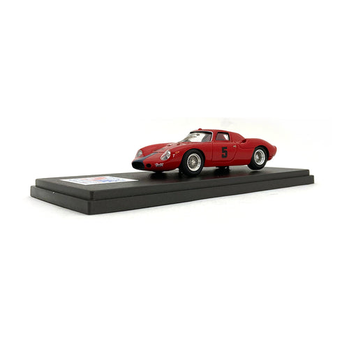 Bespoke Model 1/43 Ferrari 250 LM #5 Red BES717