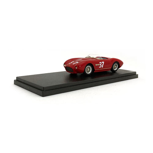 Bespoke Model 1/43 Ferrari 166 MM Spyder #37 Red BES719