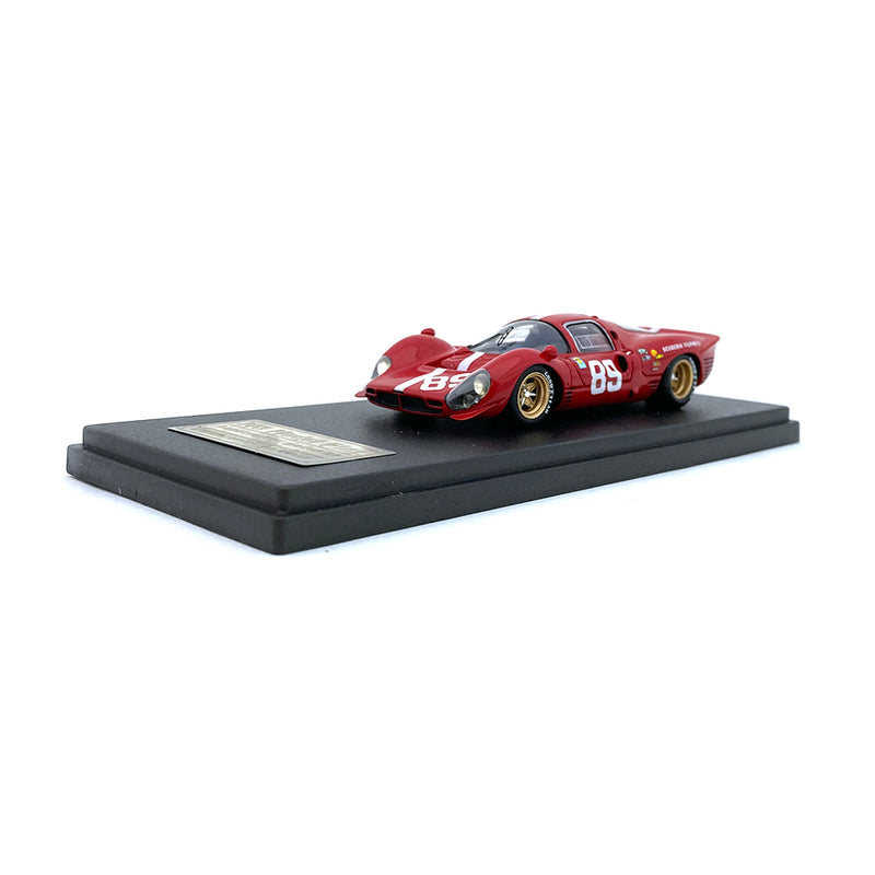 MG Model 1/43 Ferrari 330 P4 #89 Red BES784