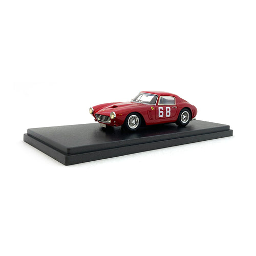 Bespoke Model 1/43 Ferrari 250 SWB #68 Red BES804