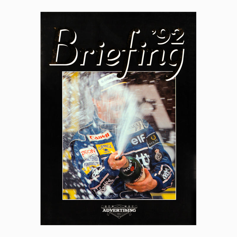 Briefing '92 Book by Alberto Alquati