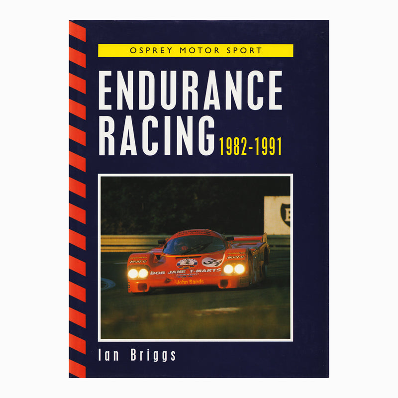 Book - Endurance Racing 1982-1991 by Ian Briggs