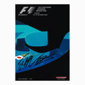 Programme - 2004 Japanese Grand Prix Signed
