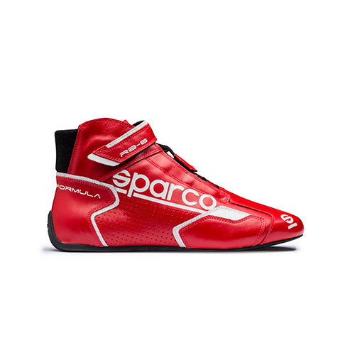 Sparco Formula RB-8 Race Shoe Red White