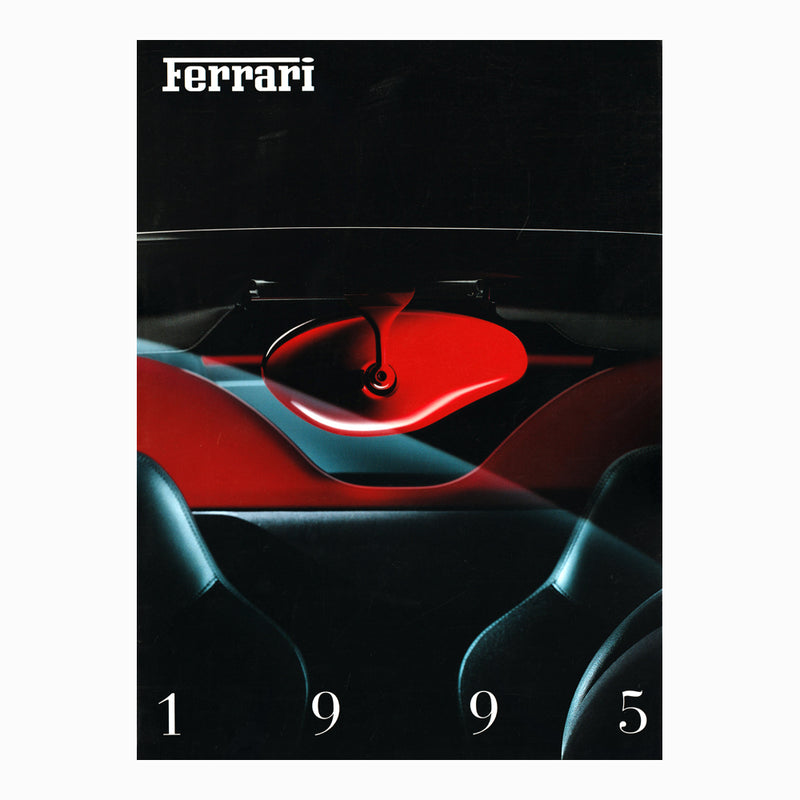 Book - Ferrari Yearbook 1995 (Italian)