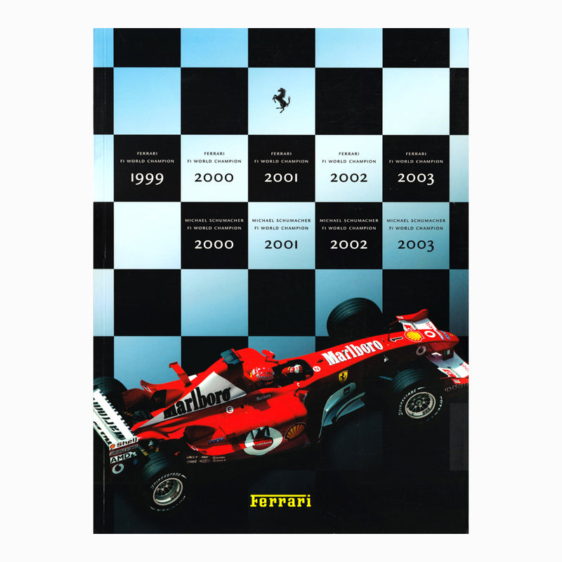 Book - Ferrari Yearbook 2003