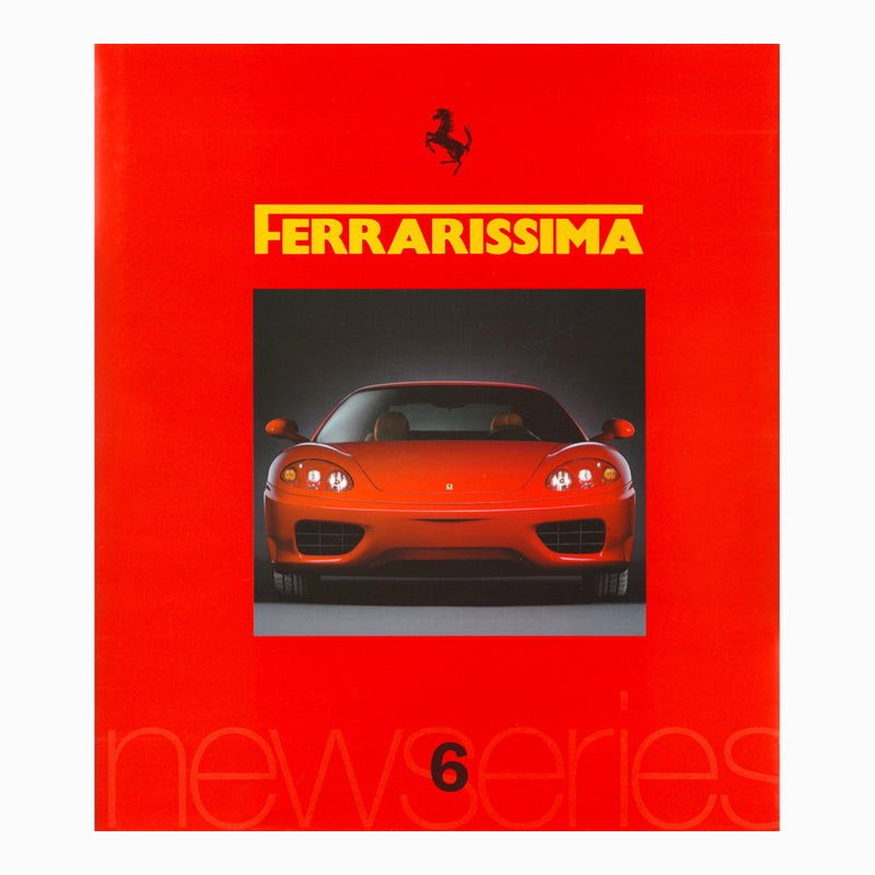 Ferrarissima 6 - New Series