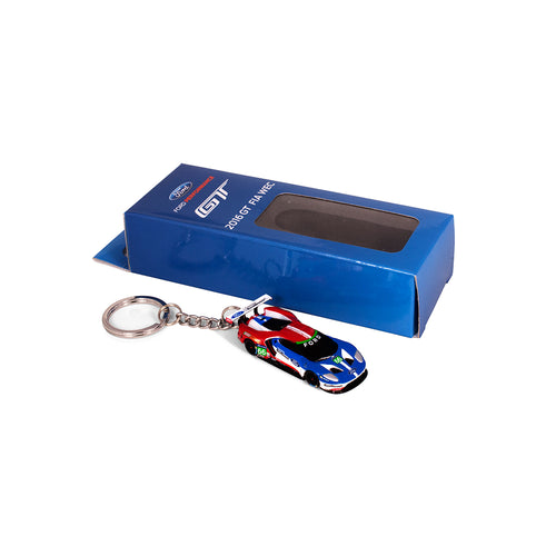 Ford GT WEC Car Keyring