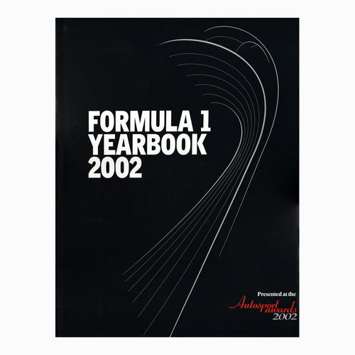 Autosport Awards Formula 1 Yearbook 2002